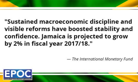 IMF Praises Jamaica in Performance Review