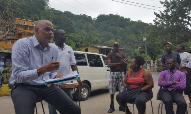 On The Corner > IMF Deal Must Move Up All Jamaicans, Maryland Residents Tell EPOC