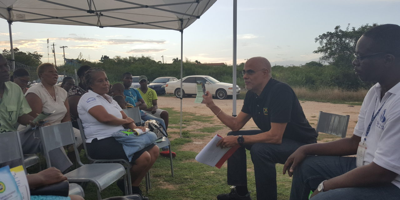 On The Corner | Right Move! – Longville Park Residents Endorse Community Forum On IMF Programme