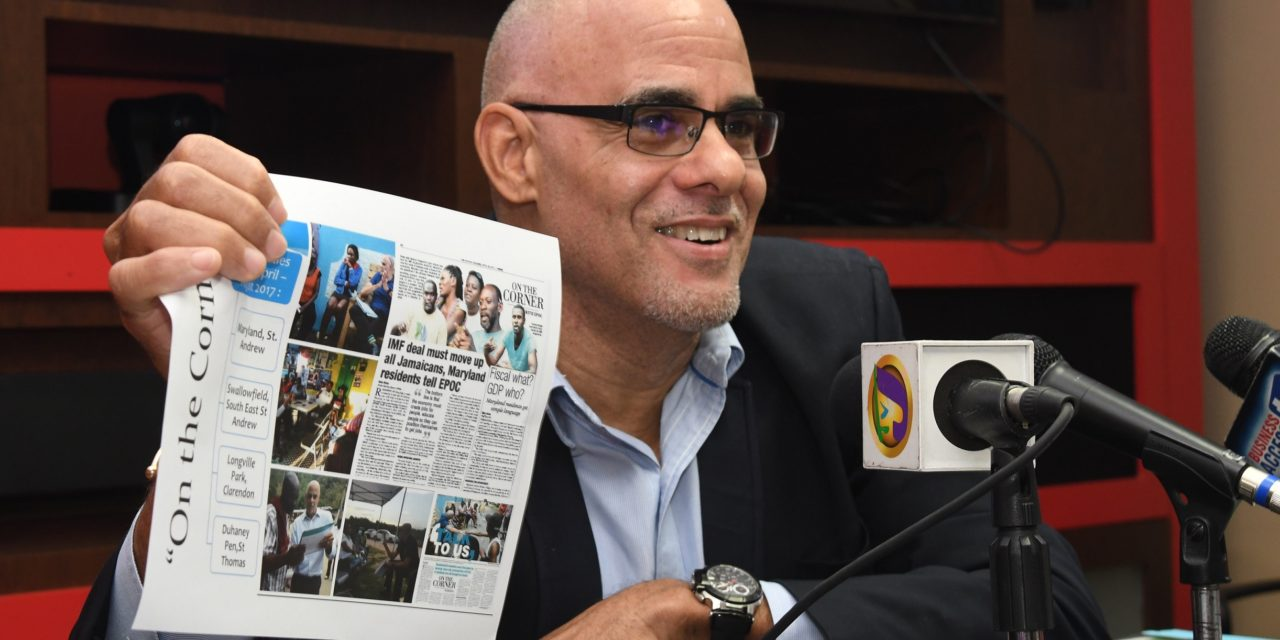 EPOC Optimistic That Jamaica Is on Track for a Positive IMF Review