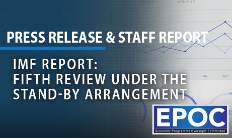 FIFTH REVIEW UNDER THE STAND-BY ARRANGEMENT—PRESS RELEASE AND STAFF REPORT
